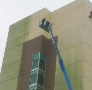 Commercial Pressure Washing In Houston Texas