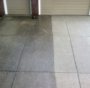 Concrete Cleaning Woodlands, TX