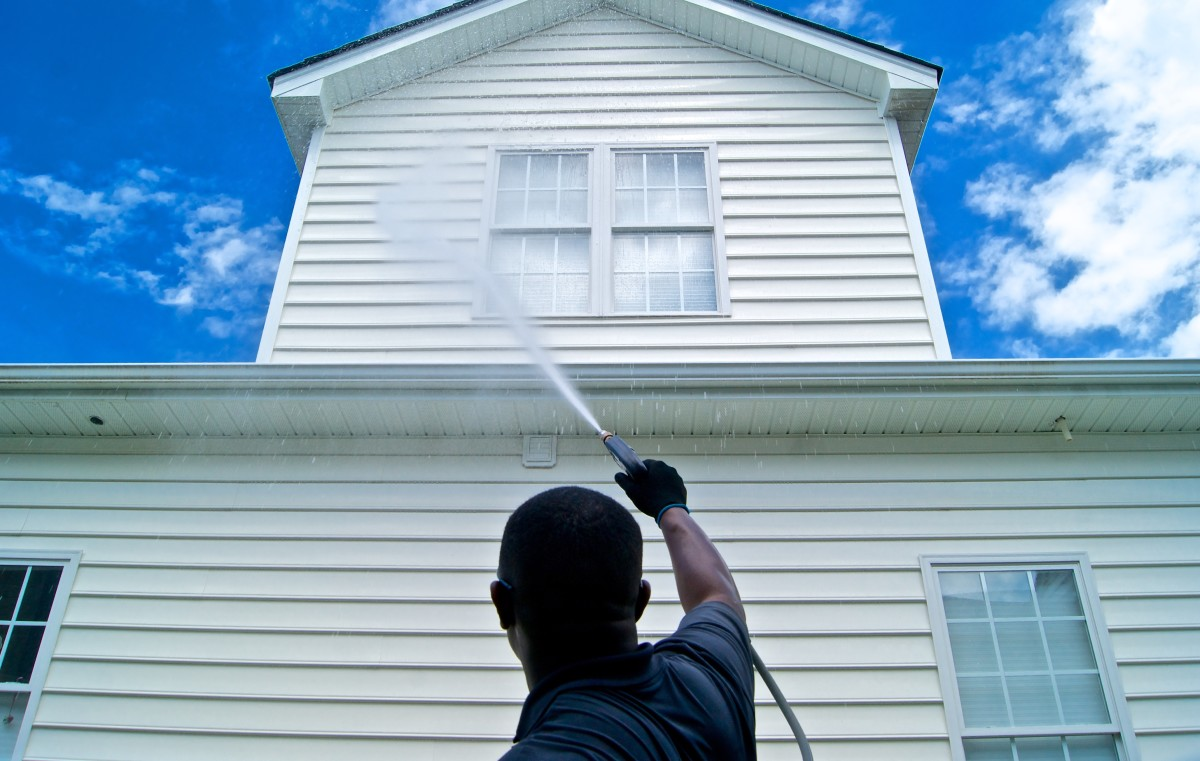 Residential Power Washing Pressure Washing The Woodlands Commercial Residential