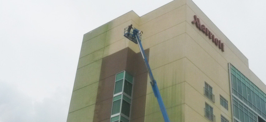 Commercial Power Washing Pressure Washing The Woodlands