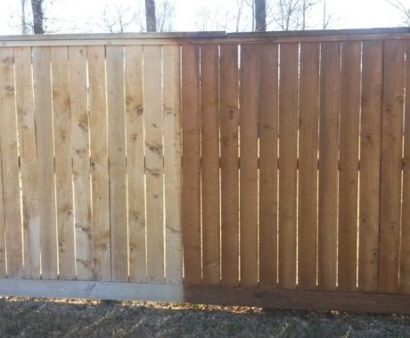 Fence and Deck Restorations – Pressure Washing The Woodlands